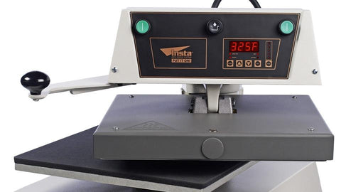 "Insta Graphic 728 15"" x 20"" Pneumatic Heat Press"