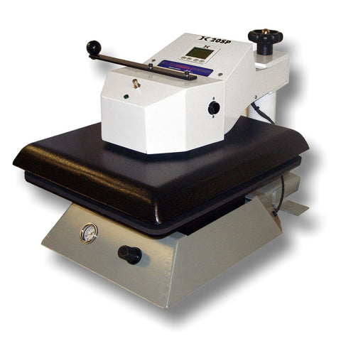 "Image of Geo Knight 16"" x 20"" Air Operated Swinger DK20SP Heat Press"