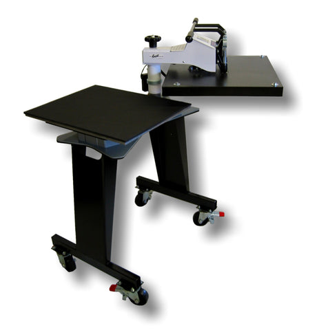 "Image of Geo Knight DK25SP 20"" x 25"" Auto Open Jumbo Digital Swinger Heat Press"