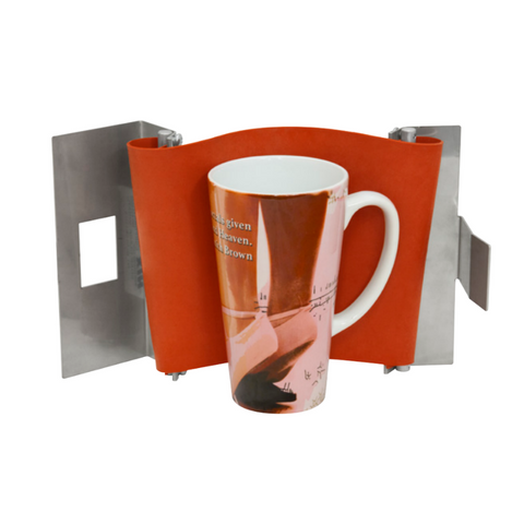 Image of Hix Latte Mug Sublimation Oven Wraps