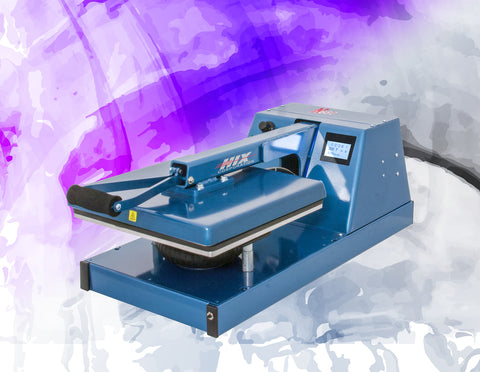 "HIX N-680 15""x15"" Clamshell Heat Press"