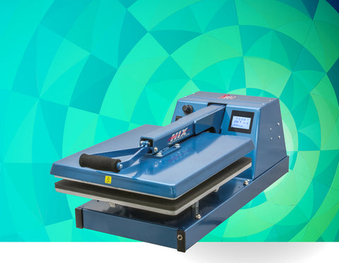 "Image of HIX N-880 16""x20"" Clamshell Heat Press"