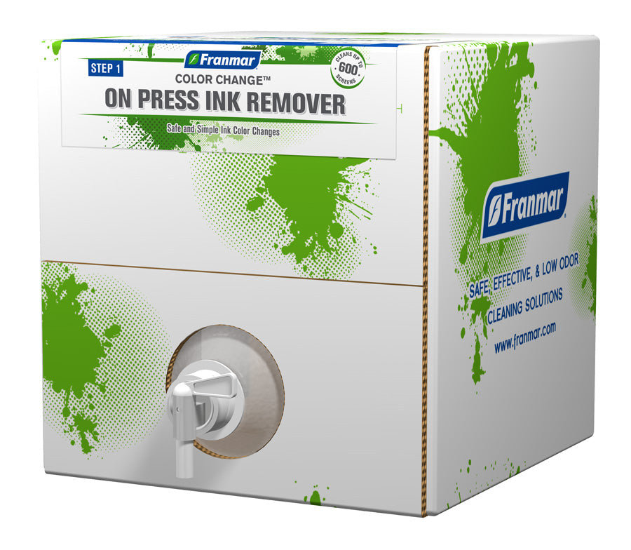 Franmar On-Press Ink Remover