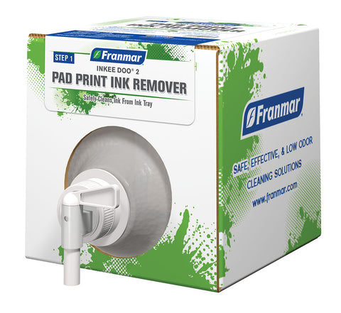 Image of Franmar Pad Print Ink Remover