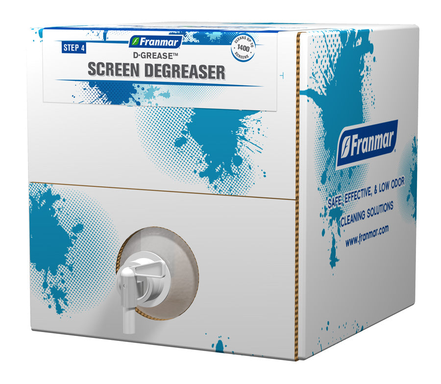 Franmar Screen Degreaser