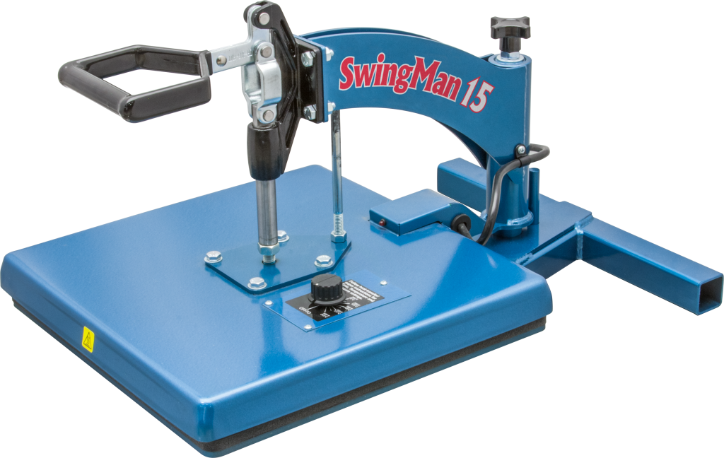 "HIX SwingMan 15 Swing Away 15""x15"" Heat Press"