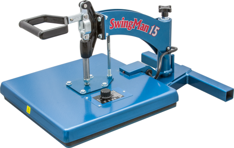 "Image of HIX SwingMan 15 Swing Away 15""x15"" Heat Press"