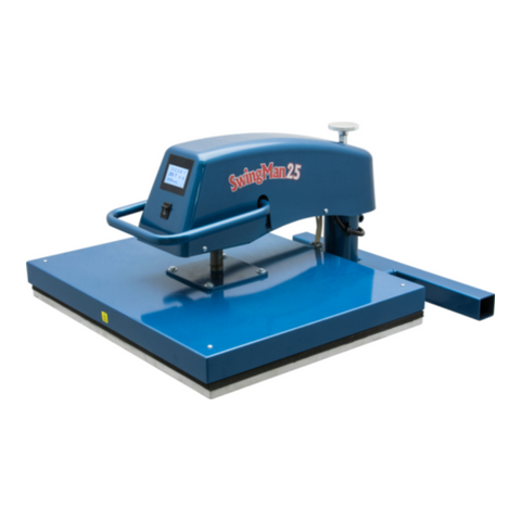 "HIX SwingMan 25 Swing Away 20""x25"" Heat Press"