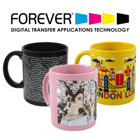 Image of Forever Multi-Trans Heat Transfer Paper for Hard Surfaces