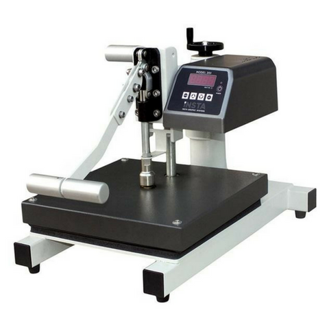 "Insta Graphic 201 13"" x 13"" Compact Manual Swing Away Heat Press"