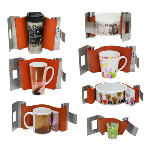 Image of Hix Sublimation Oven Wrap Sample Bundle