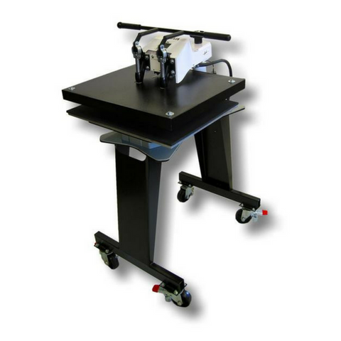 "Geo Knight DK25S 20"" x 25"" Jumbo Digital Swinger Heat Press"