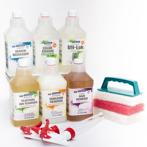 Franmar Textile Cleaner Trial Kit