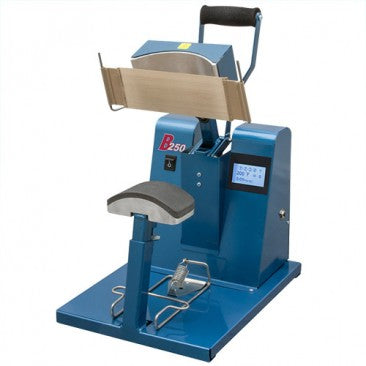 Image of HIX Hat Press B-250 Heat Press Transfer Machine