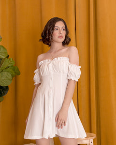 ANASTASIA Off Shoulder Dress