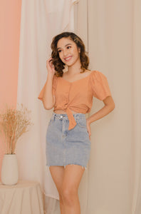 DOROTHY Buttoned Top