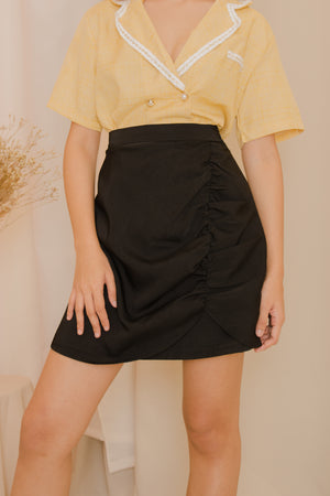 LOVI Ruched Skirt