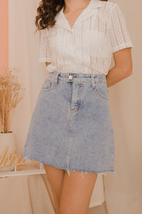 CILIAN Denim Skirt