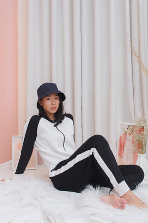 CHENEE Set: Top & Jogging Pants Set