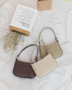 EVERYDAY WITH YOU Baguette Bag