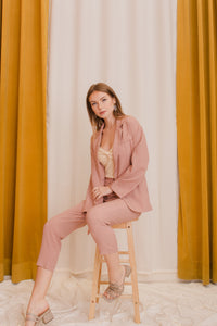 LEIGHTON Blazer Set + Pants