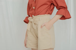 LAUREL Garterized Shorts