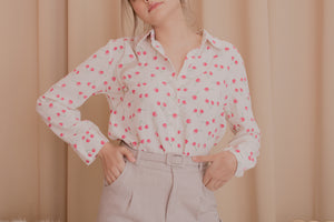 CHERRY Long Sleeve Buttondown