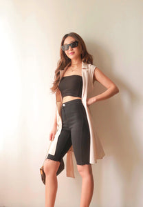 ELISSA Blazer Dress with Belt