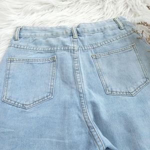 KANE Denim Bermuda Shorts