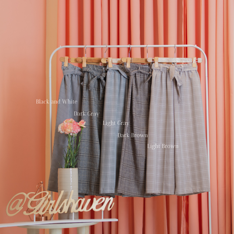 COLLIE Culotte Pants