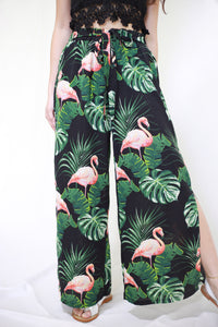 LILIAN Tropical Printed Culotte