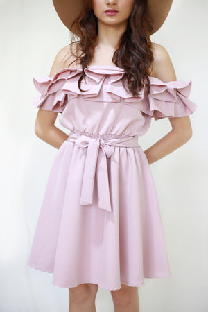 MADISON Ruffle Dress