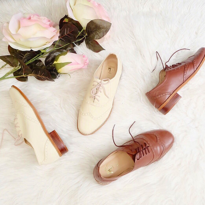 CLARA Oxfords