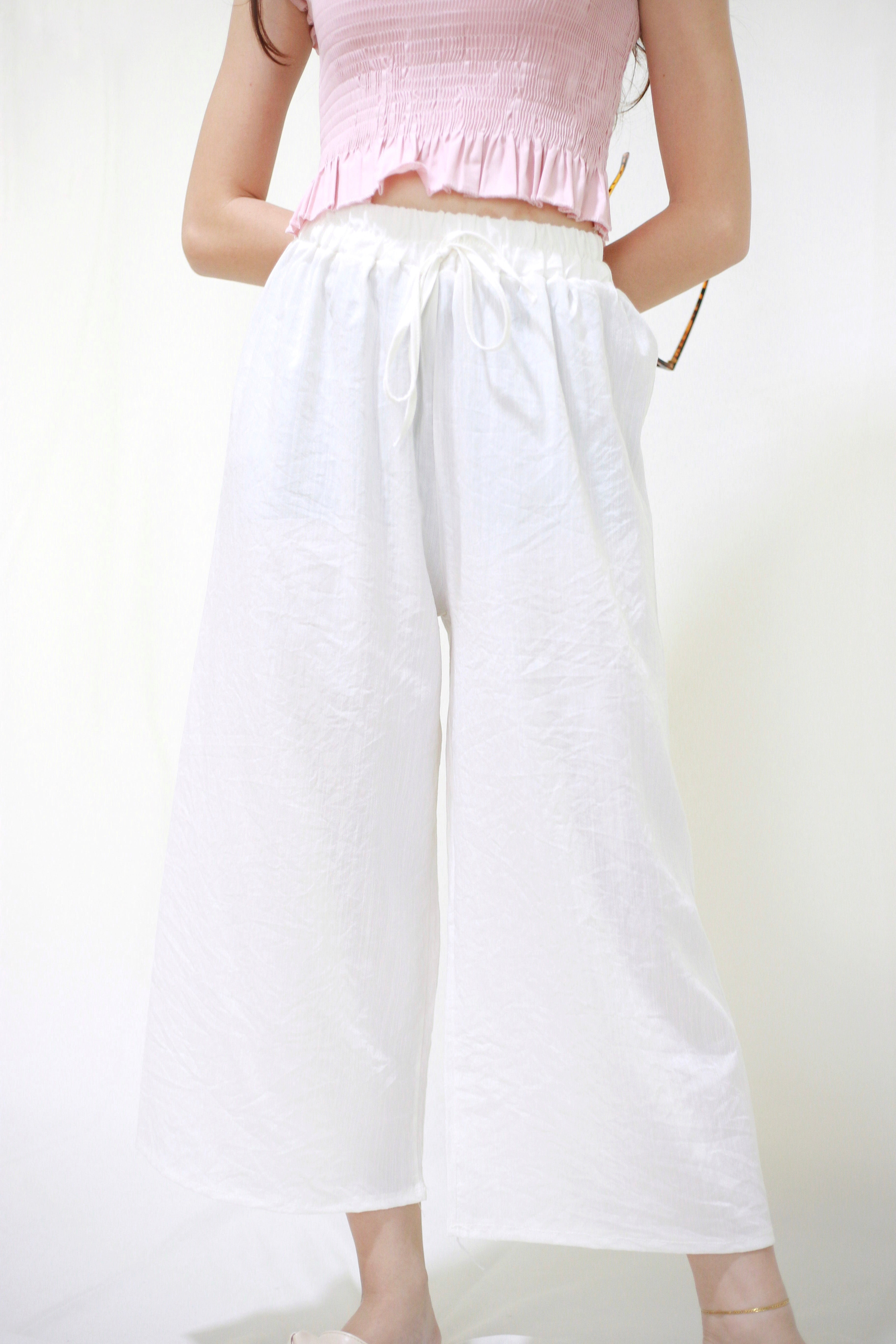 LILY Soft Culottes (Garterized)