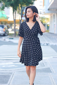 TRACY Wrap Dress