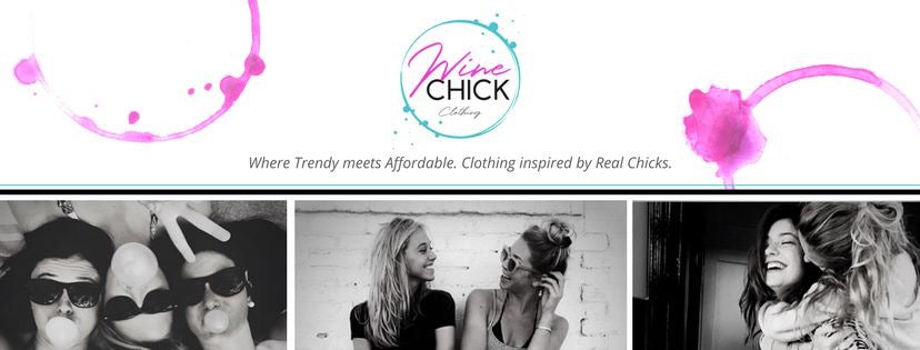 Wine Chick Clothing