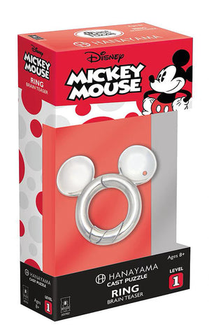 Mickey Mouse Ring  Cast Puzzle Level 1