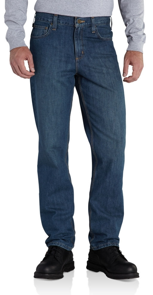 STRAIGHT/TRADITIONAL-FIT ELTON JEAN