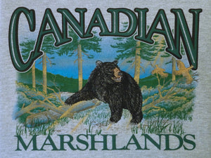 RETRO CANADIAN CREWNECK, BEAR