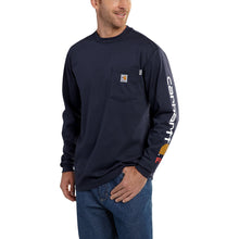 101153 - FLAME-RESISTANT FORCE® GRAPHIC LONG-SLEEVE T-SHIRT