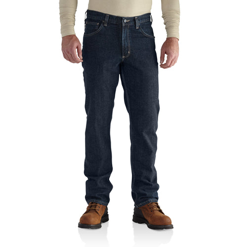 101814 - FLAME-RESISTANT RUGGED FLEX® JEAN-STRAIGHT TRADITIONAL FIT