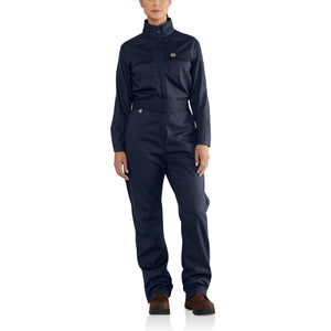 102450 - WOMEN'S FLAME RESISTANT RUGGED FLEX® COVERALL