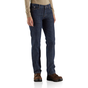 102688 - WOMEN'S FLAME RESISTANT RUGGED FLEX® ORIGINAL FIT JEAN