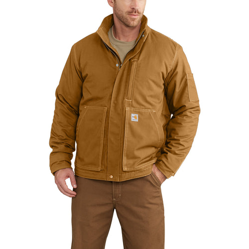 102692 - FR- FULL SWING® QUICK DUCK® JACKET LANYARD ACCESS JACKET