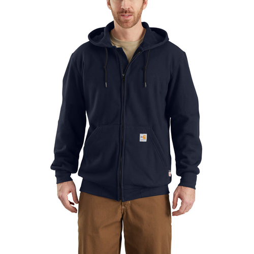 102908 - FLAME-RESISTANT HEAVYWEIGHT HOODED ZIP SWEATSHIRT