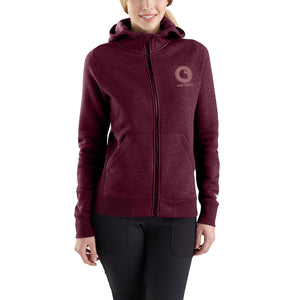 103403 - FORCE DELMONT GRAPHIC FULL-ZIP HOODED SWEATSHIRT