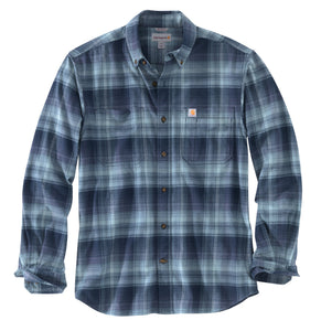 103820 - RUGGED FLEX® HAMILTON PLAID LONG-SLEEVE SHIRT