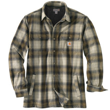 103821 - HUBBARD SHERPA-LINED SHIRT JACKET