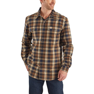 103822 - HUBBARD FLANNEL LONG-SLEEVE SHIRT