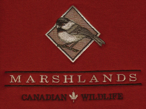 MARSHLANDS WILDLIFE, CHICKADEE
